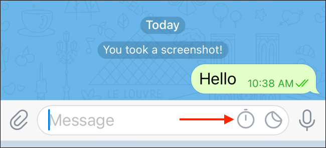 Tap Timer from Text Box on iPhone