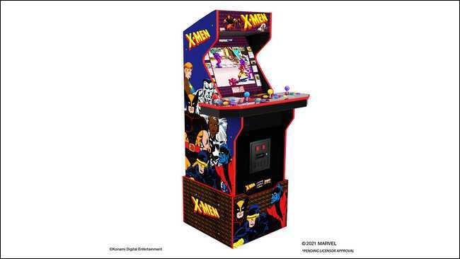 Arcade1Up X-Men Bốn người chơi