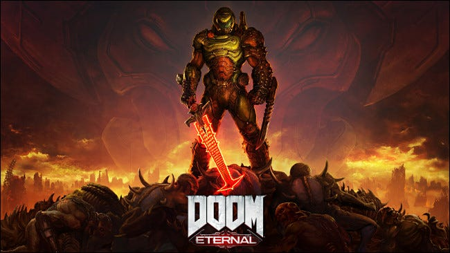 Doom Eternal artwork