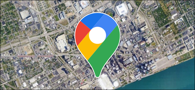 google maps satellite view