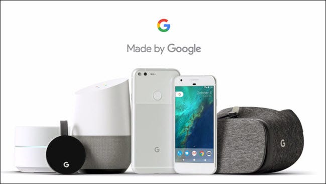 made by google 2016 lineup
