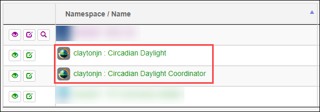 the two circadian smartapps