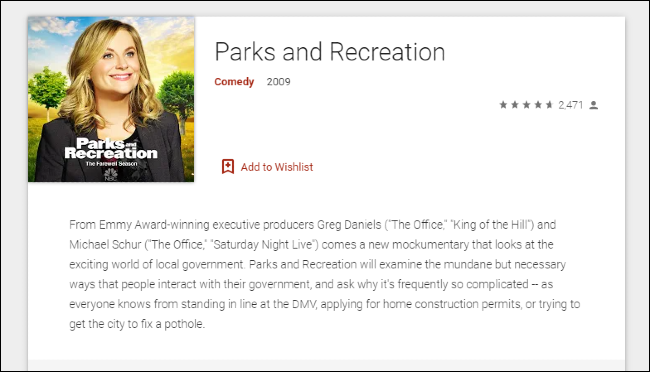 Parks and Recreation on Google Play