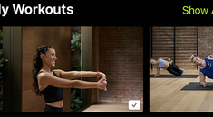How to Save and Download Apple Fitness+ Workouts