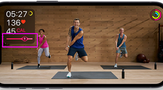 How to Turn Off the Burn Bar in Apple Fitness+