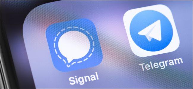 如何匿名注册信号或电报