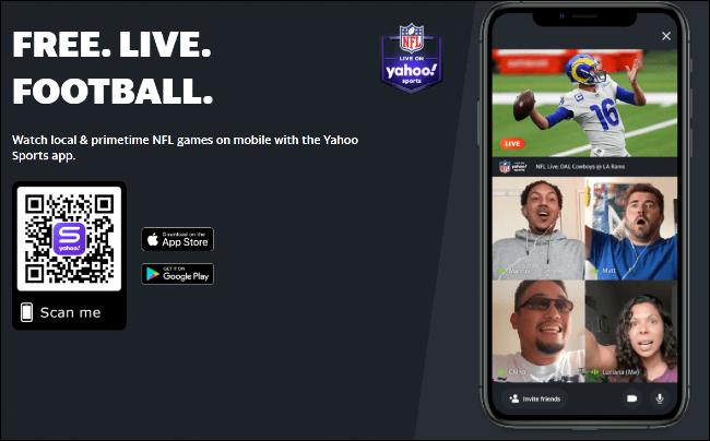 NFL on Yahoo!  Sport