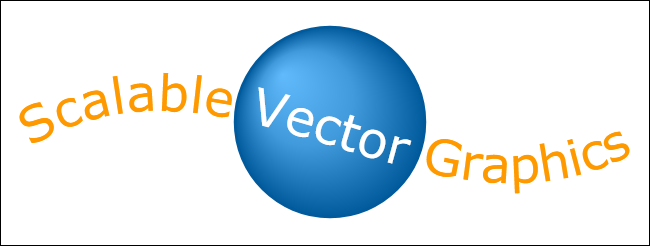 Example of scalable vector graphics
