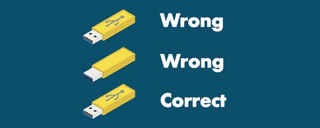 The USB Paradox: Why Do USB Connections Need Three Tries?