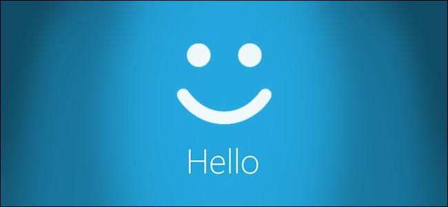 Windows Hello Logo