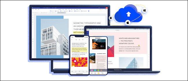 Wondershare on multiple devices