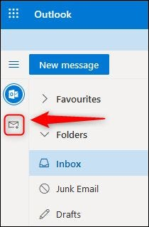 """Outlook's """"Add Gmail account"""" button."""