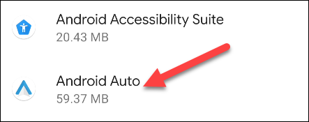 find an app to disable