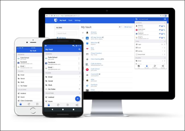 Bitwarden Apps on Desktop and Mobile