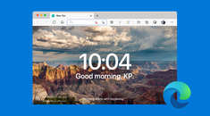 How to Replace the Microsoft Edge Start Page with Something Better