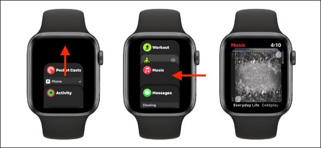 تنظیمات اپل واچ