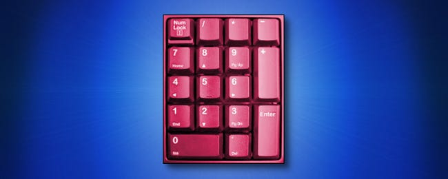 Where Did the Numeric Keypads on PC Keyboards Come From?