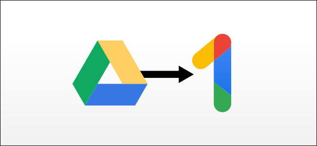 google drive and google one