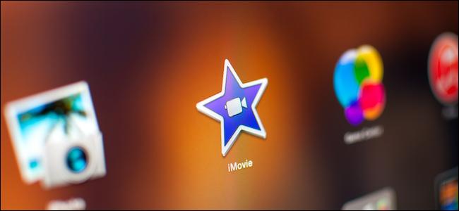 iMovie-gebruiker op Mac Achtergrondgeluid verminderen en het volume in films vergroten
