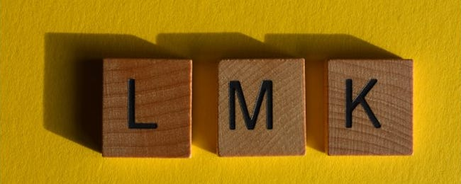 "What Does ""LMK"" Mean, and How Do You Use It?"