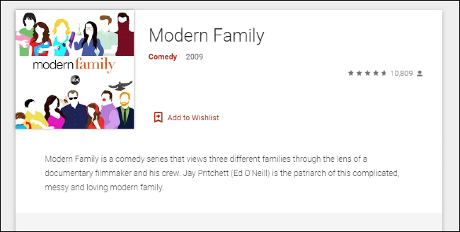 Modern Family on Google Play