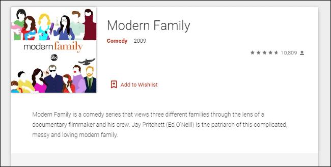 Modern Family on Google Play