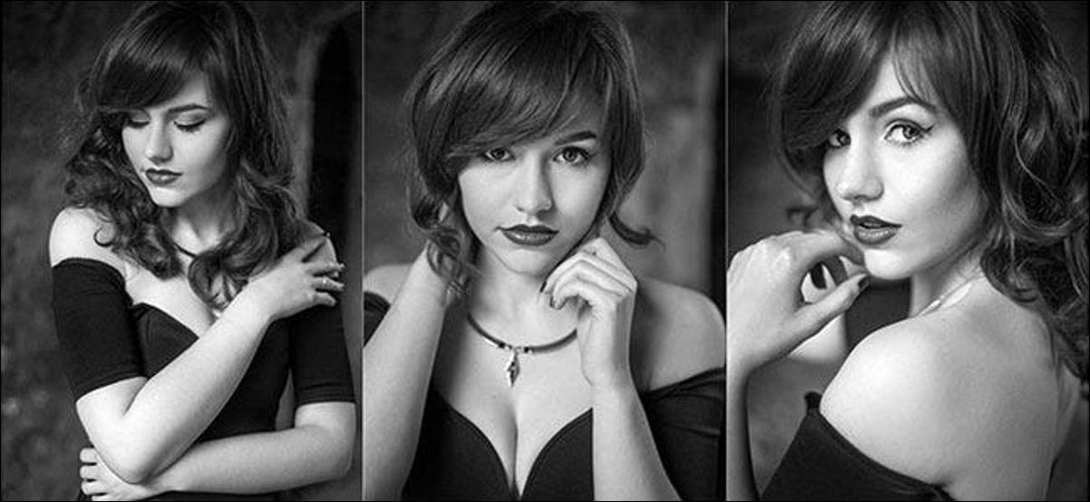 preview image showing three portraits