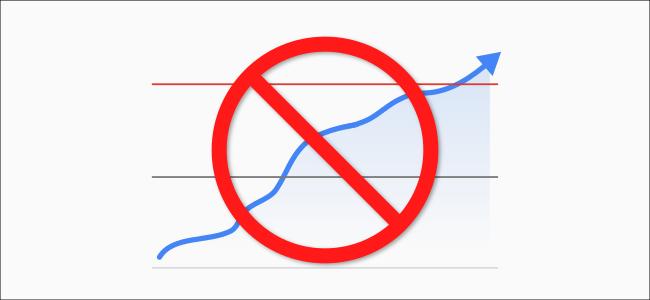 grafico sull'utilizzo dei dati