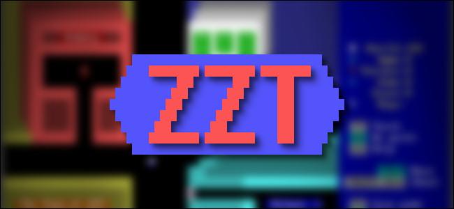 Epic Games ZZT Logo