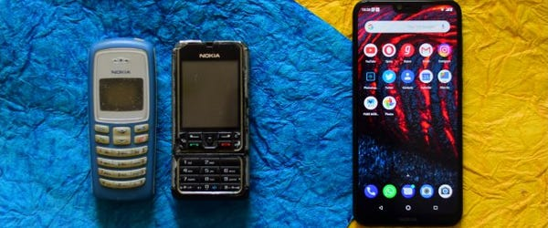 Why Old Phones Don't Work on Modern Cellular Networks