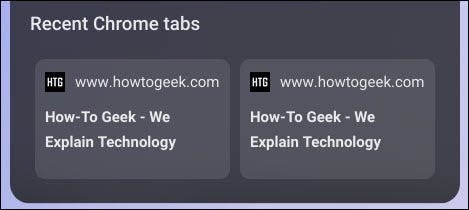 phone hub bottom tabs