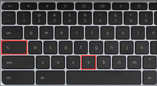 keyboard shortcut for clipboard