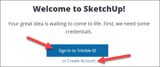 sign in to trimble