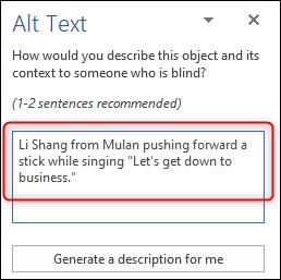 Alt text description