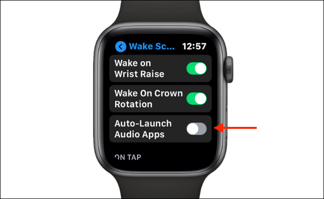 Disable Auto-Launch Audio Apps