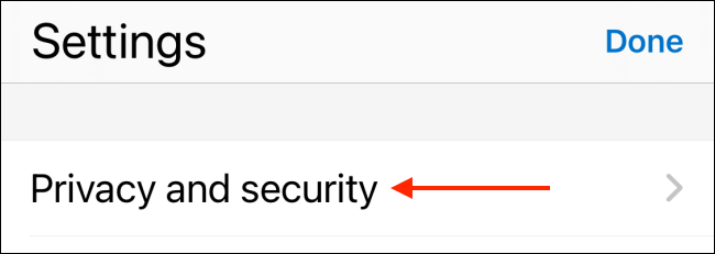 Go to Privacy and Security in Edge