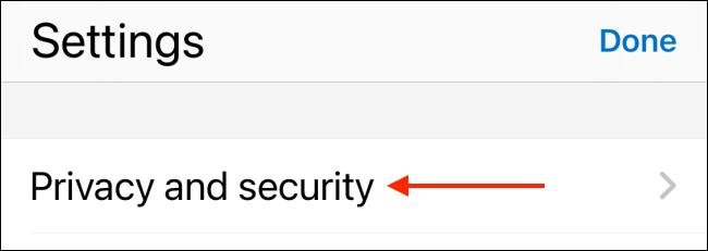 Vai a Privacy e sicurezza in Edge