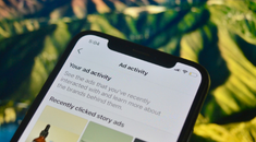 How to Find Recently Viewed Ads on Instagram