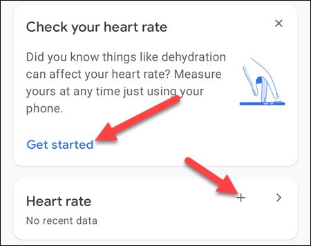 heart rate cards