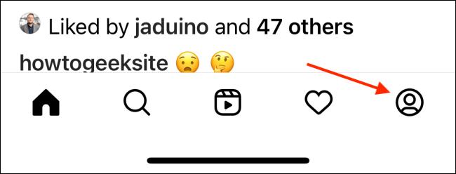 如何在Instagram上查找最近浏览的广告