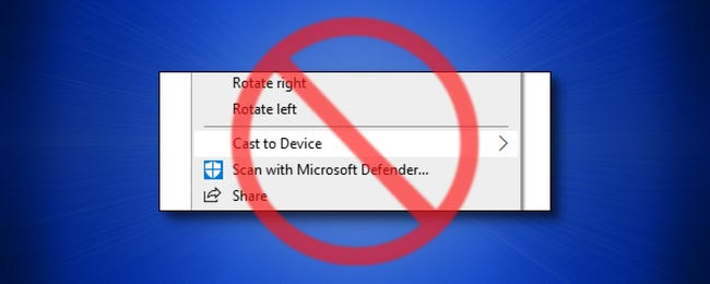 "How to Remove ""Cast to Device"" from File Explorer on Windows 10"