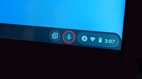 How to Enter Text with Your Voice on a Chromebook