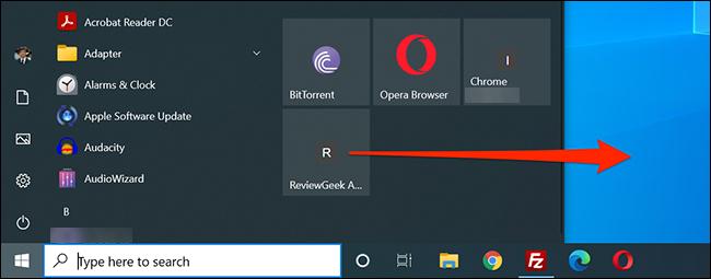 Create a desktop shortcut for a website app