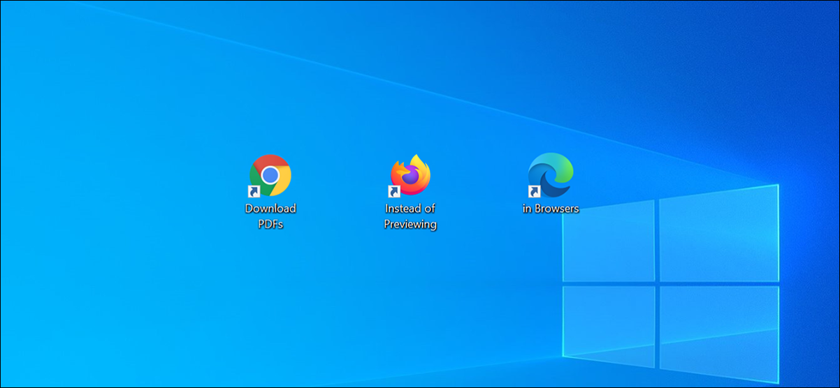 Chrome, Firefox, and Edge browser icons