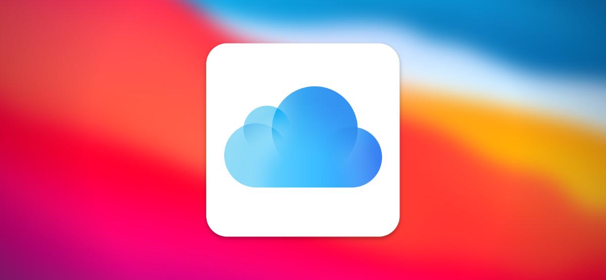 iCloud Drive в macOS Hero