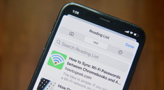 How to Save Articles for Later Using Safari's Reading List