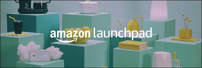 The Amazon Launchpad logo