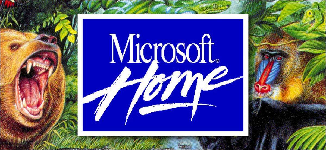 Microsoft Home logo