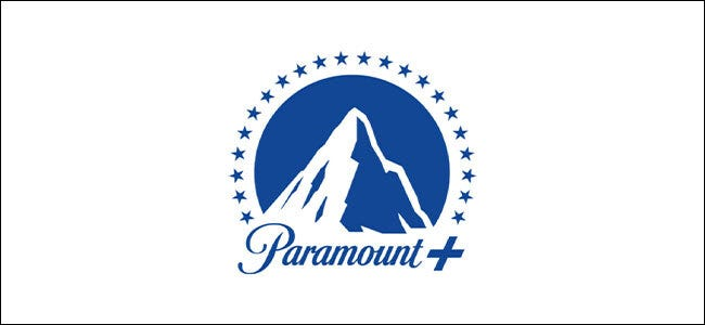 Paramount + logo