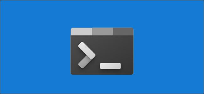 The Windows Terminal icon